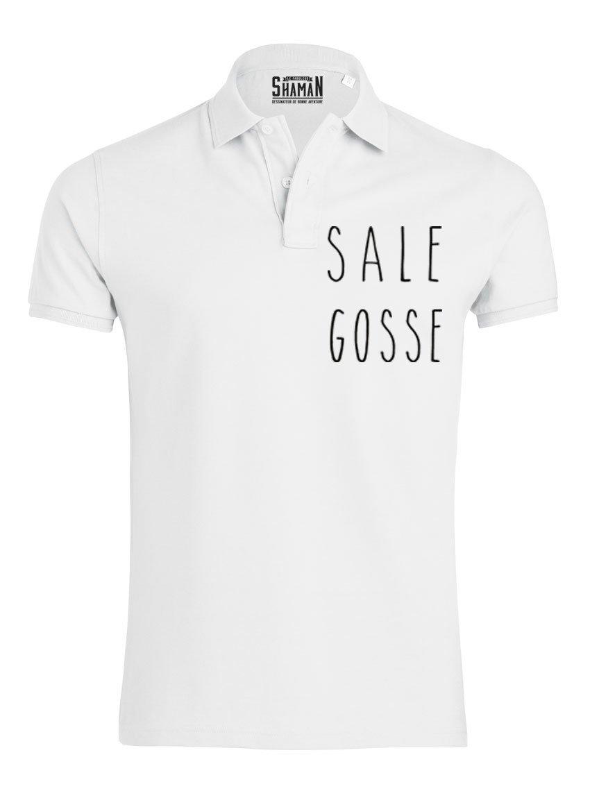 "Polo ""Sale Gosse"""