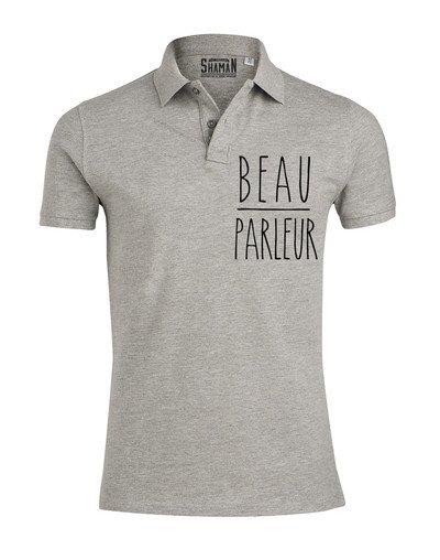 """Polo """"Beau parleur"""""""