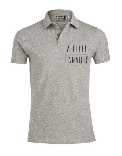 """Polo """"Vieille Canaille"""""""