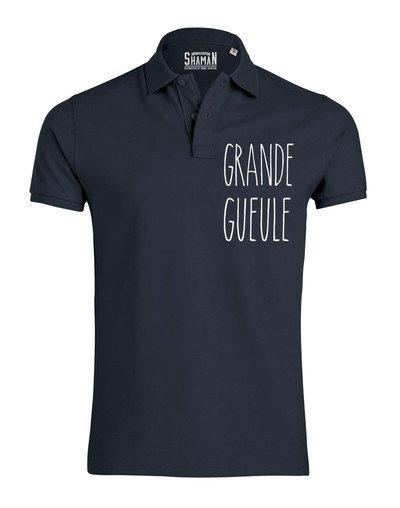 """Polo """" Grande Gueule"""""""