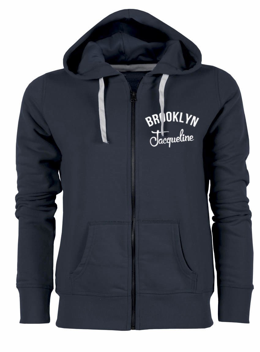"Sweat zippé ""Brooklyn Jacqueline"""