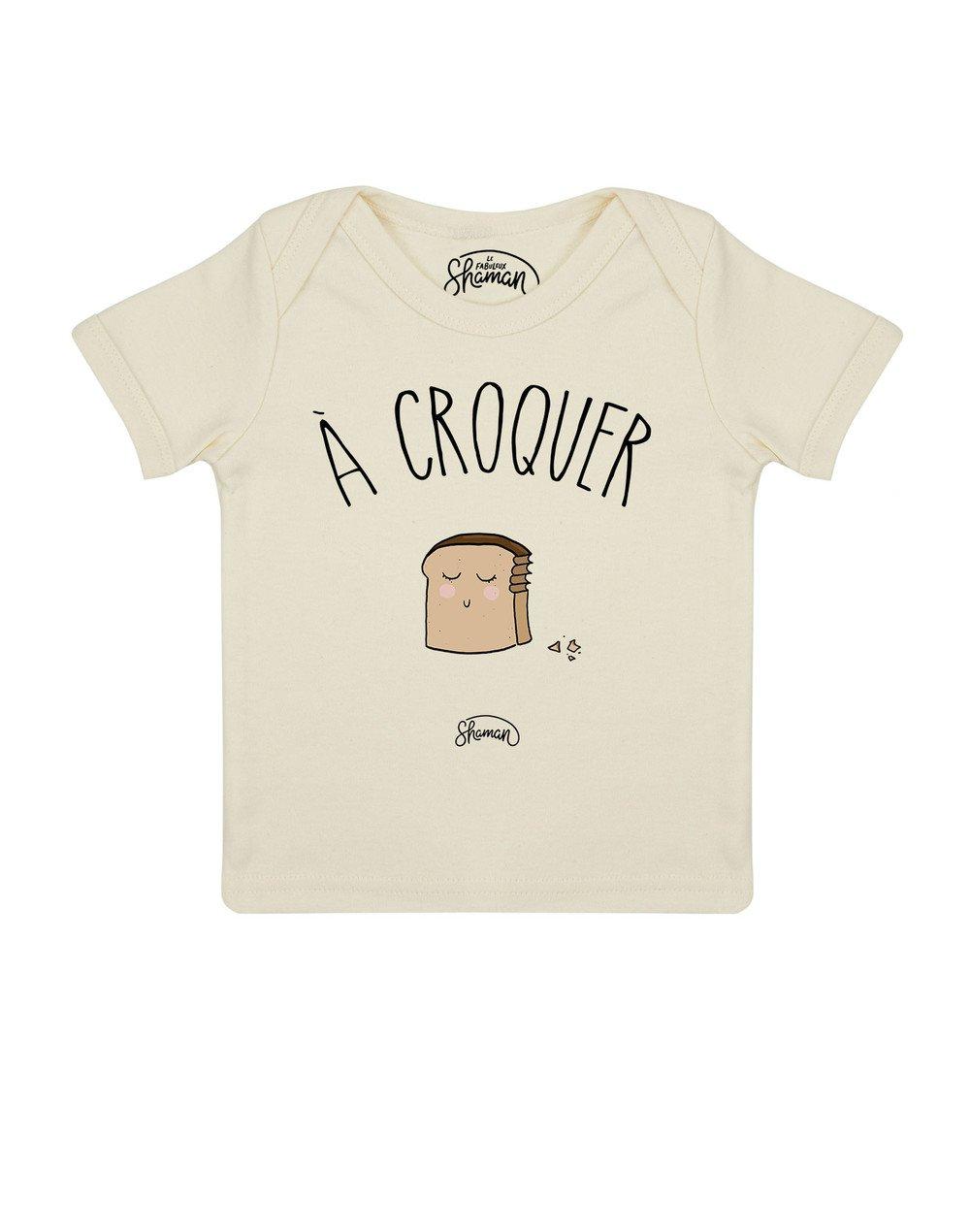 Tee shirt A croquer