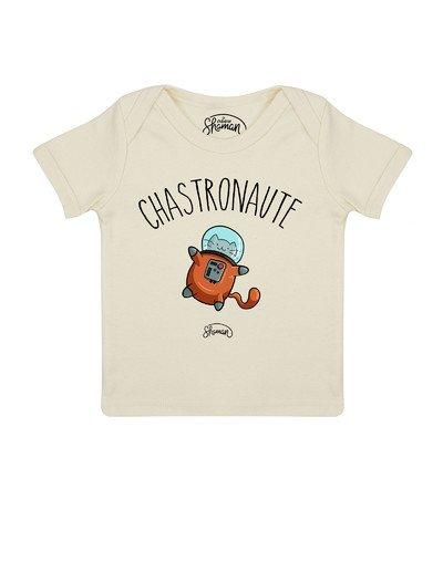 Tee shirt Chastronaute