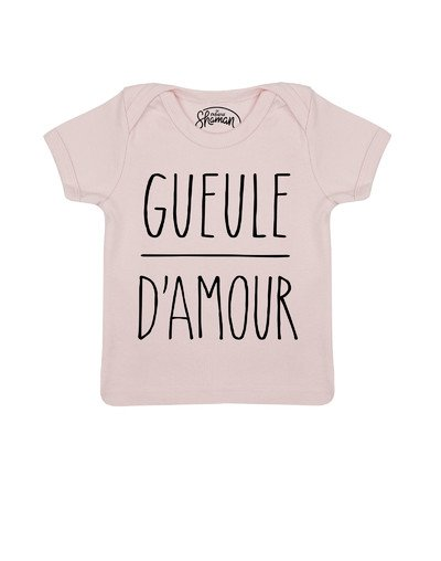 Tee shirt Gueule d'amour
