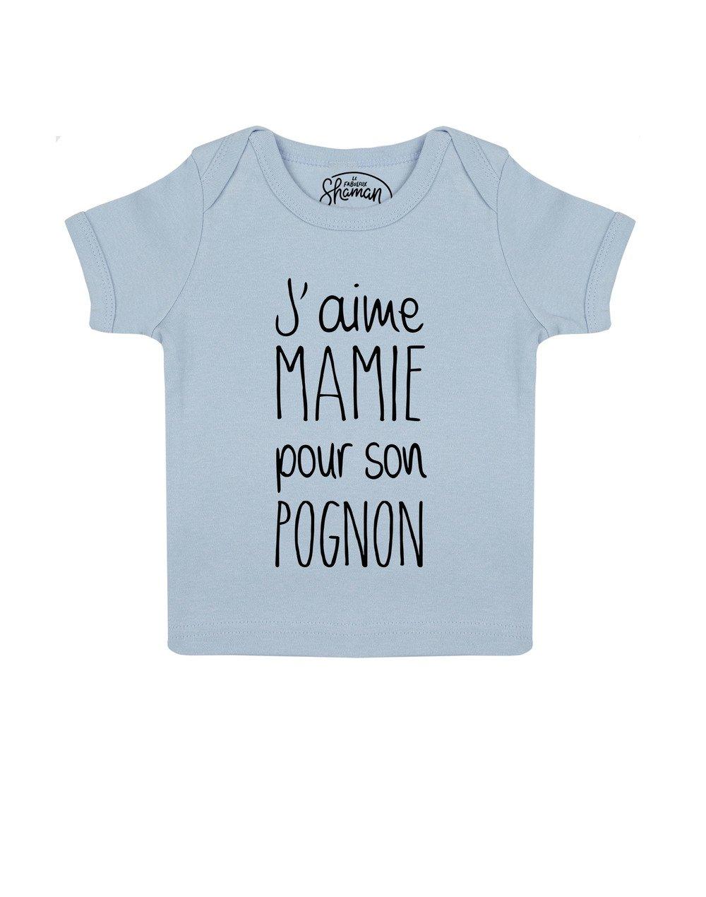 Tee shirt Mamie pognon