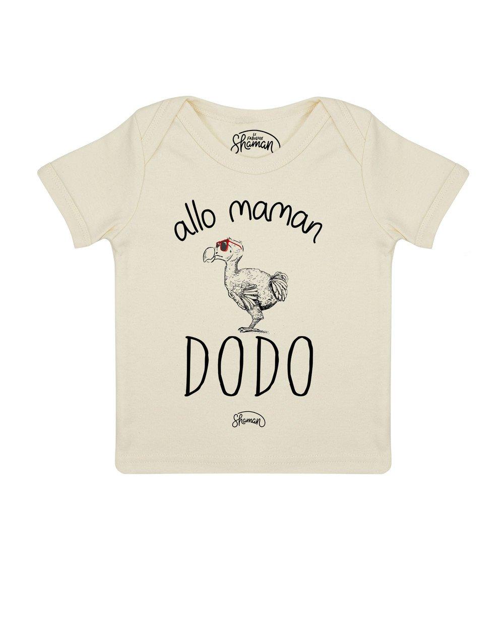 Tee shirt Allo maman dodo