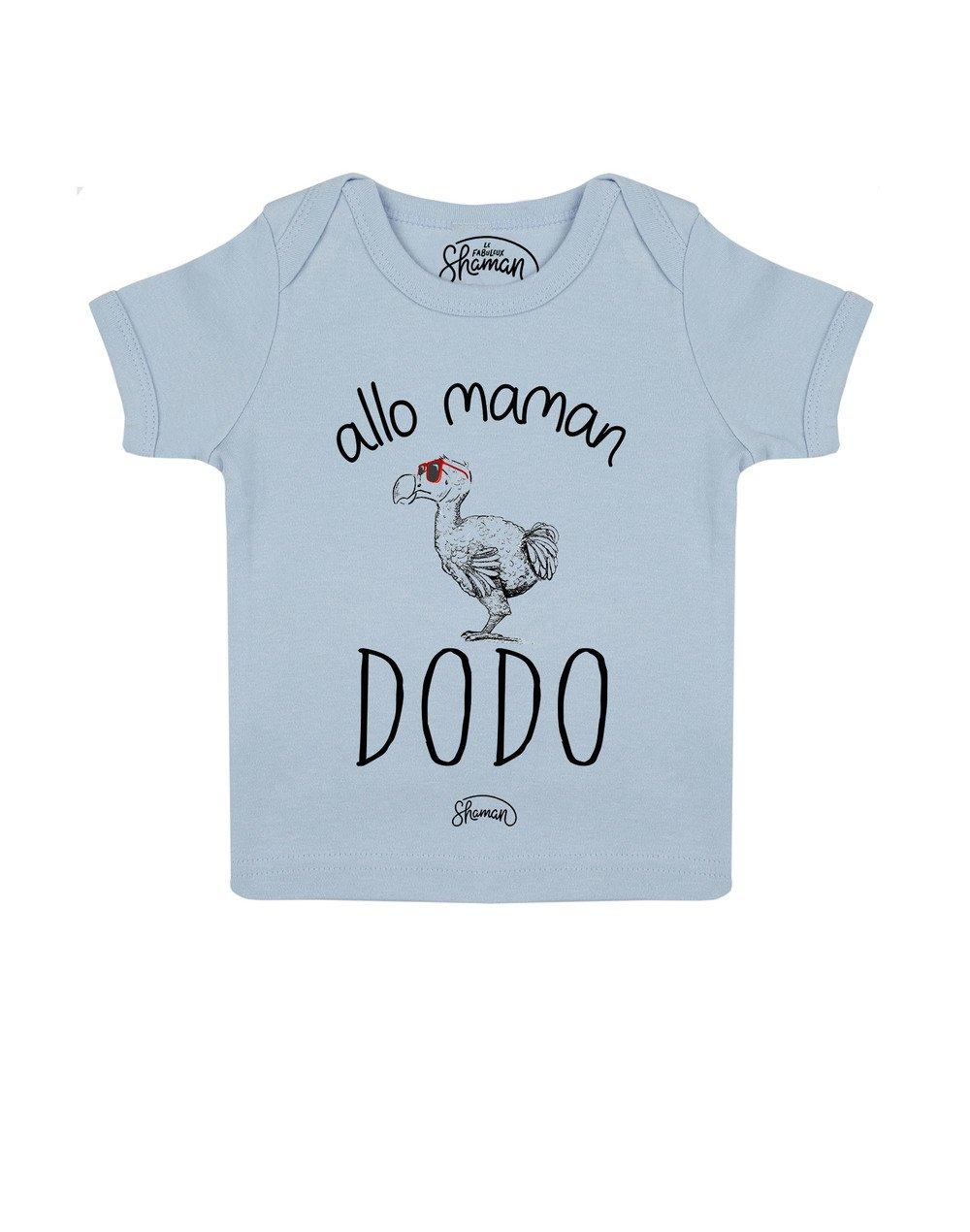 Tee shirt allo maman dodo b b le fabuleux shaman - Allo voisin mon compte ...