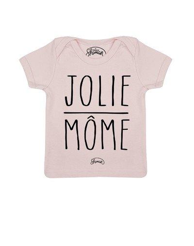 Tee shirt Jolie môme