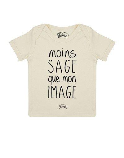 Tee shirt Moins sage