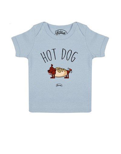 Tee shirt Hot dog