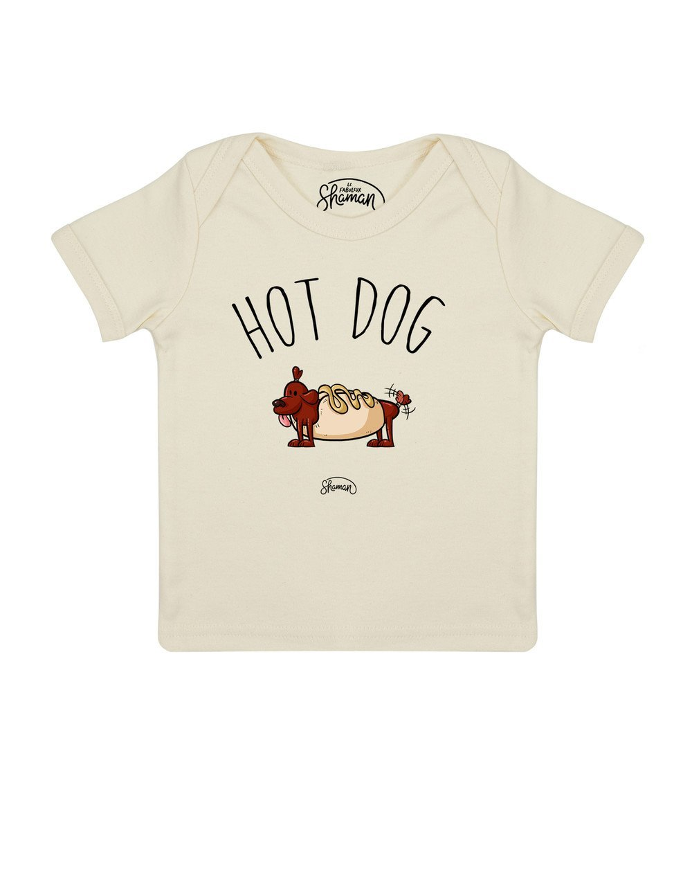 Tee shirt Hot dog