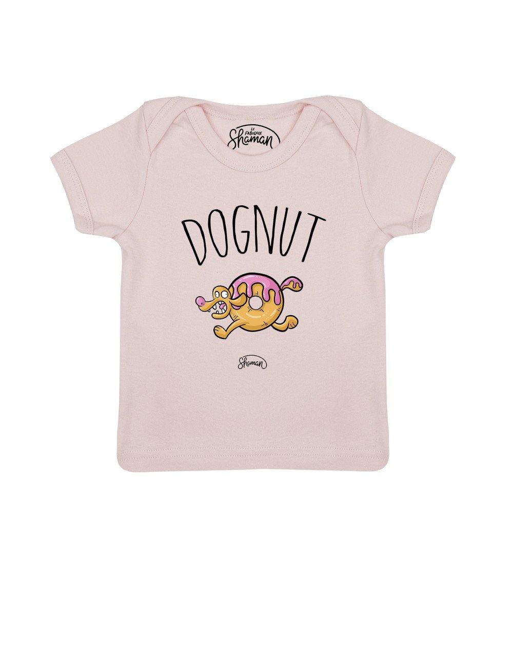 Tee shirt dognut