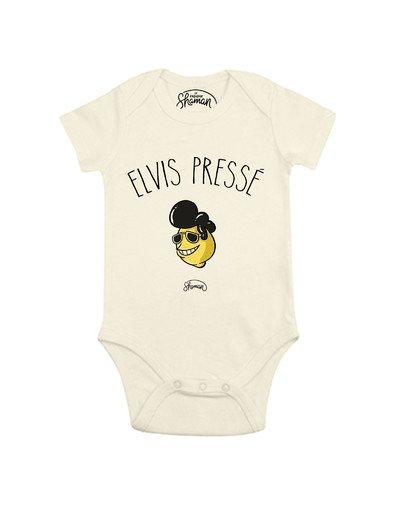 Body Elvis pressé