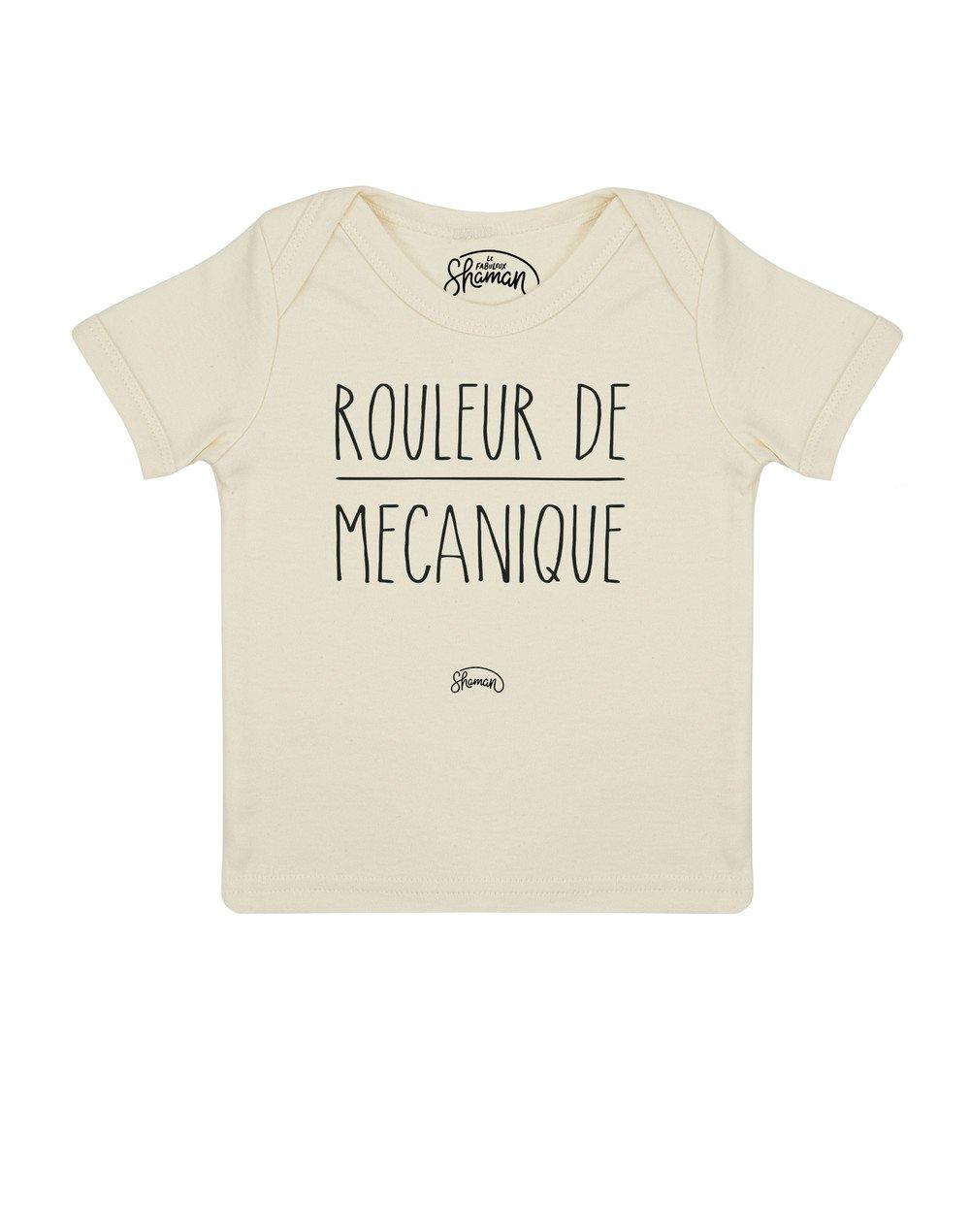 Tee shirt Rouleur de mecanique