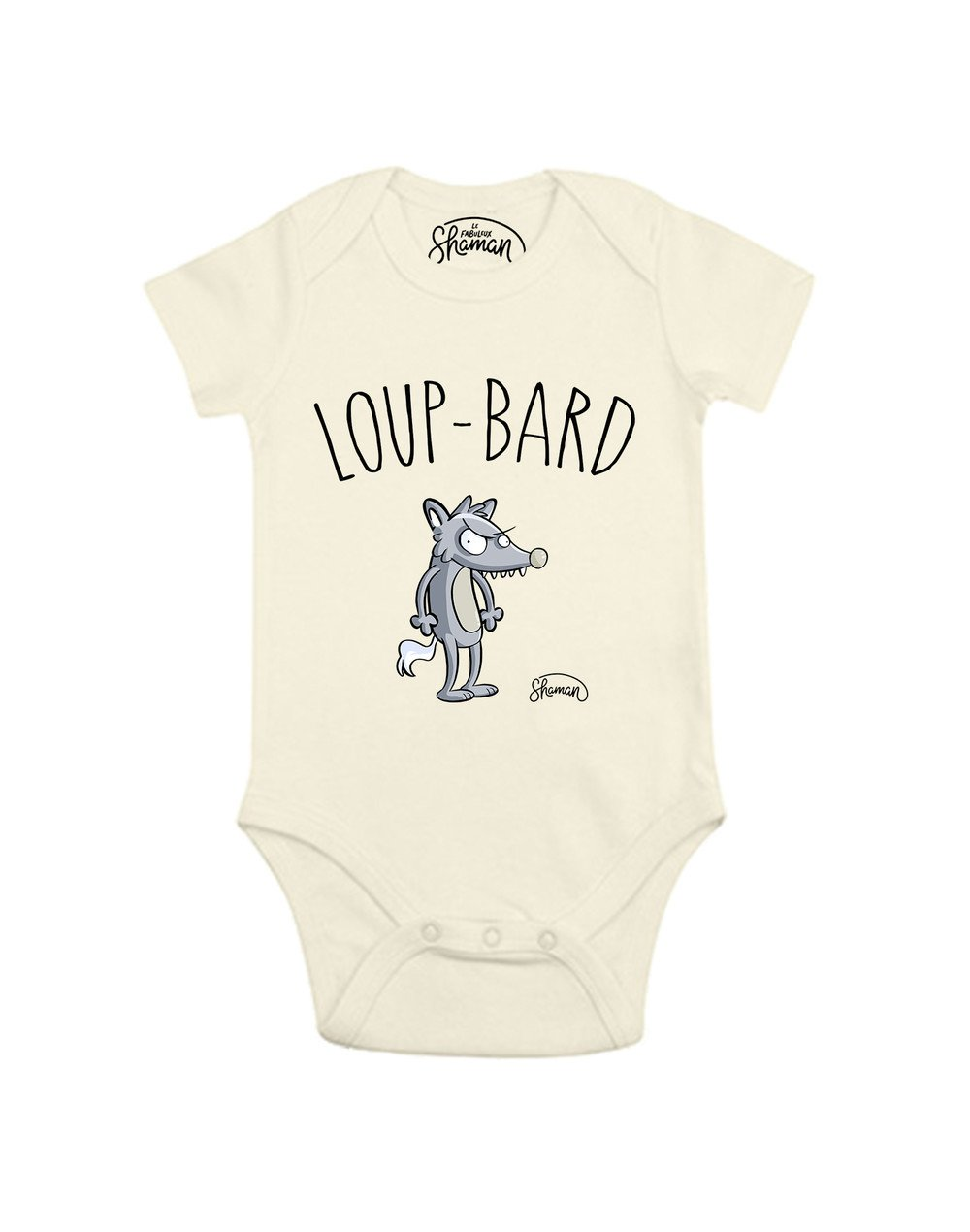 Body Loup bard
