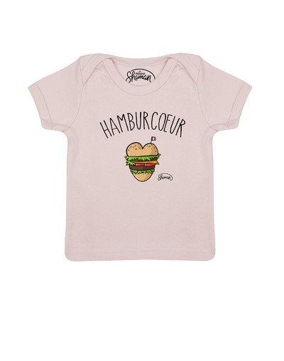 Tee shirt Hamburcoeur