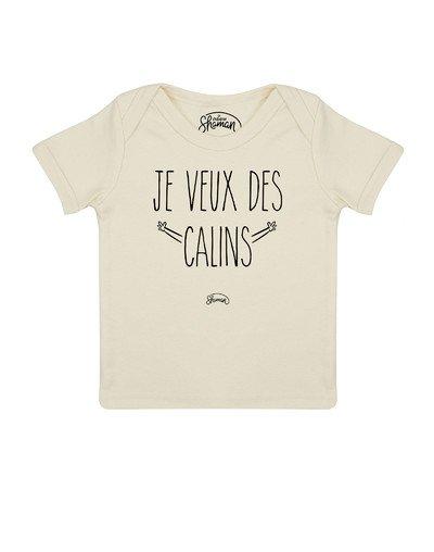 Tee shirt Câlins