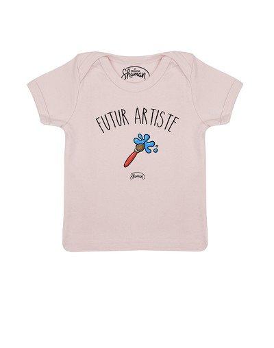 Tee shirt Futur artiste