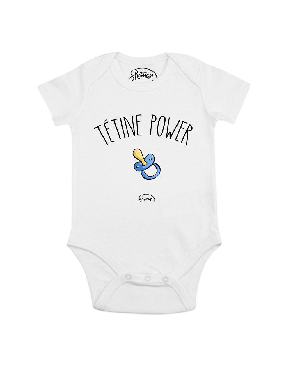 Body Tétine power
