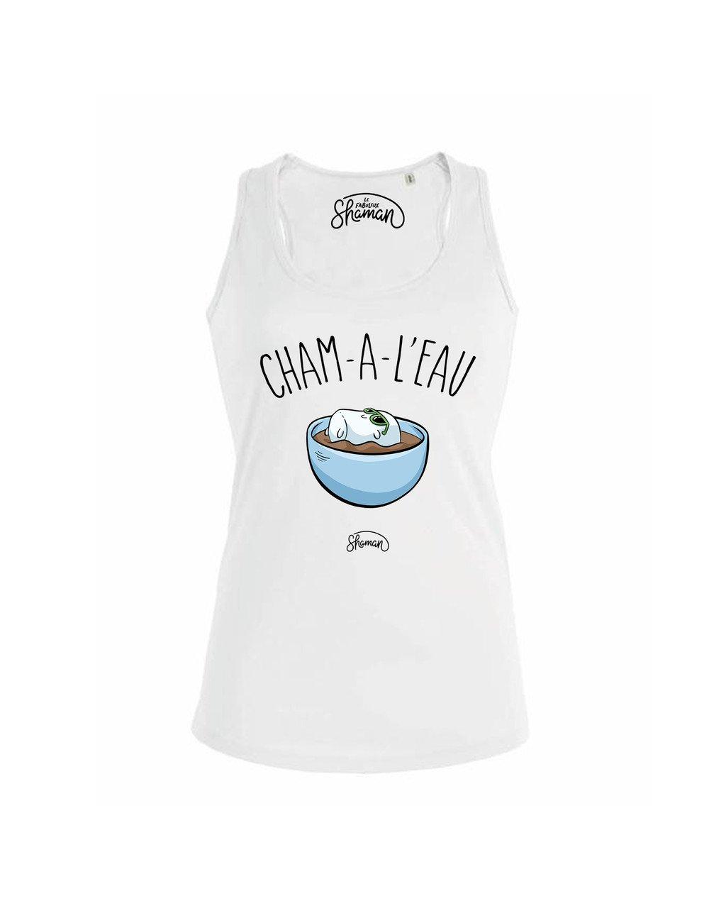 """Tunique """"Cham-à-l'eau """""""
