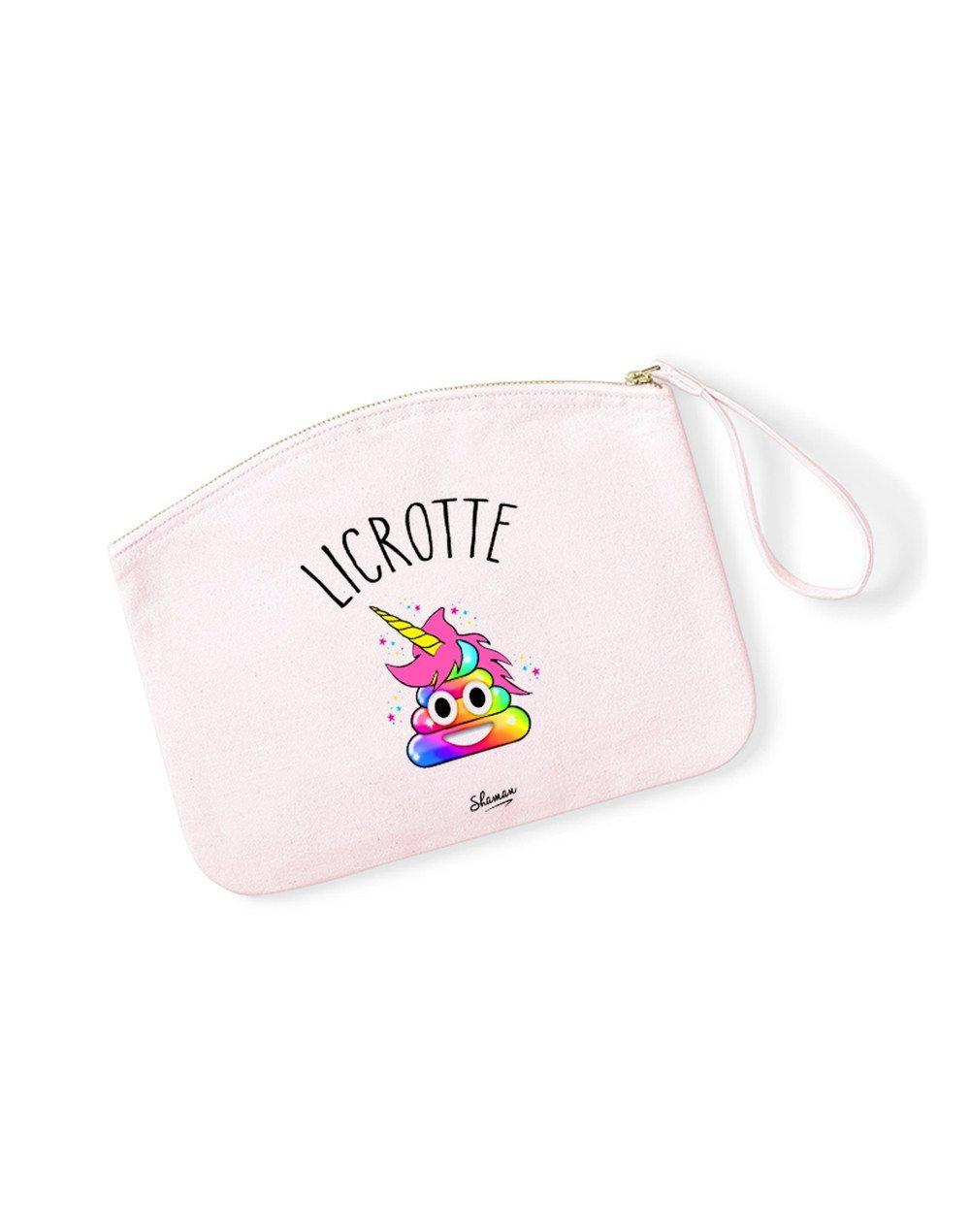 """Pochette """"Licrotte"""""""