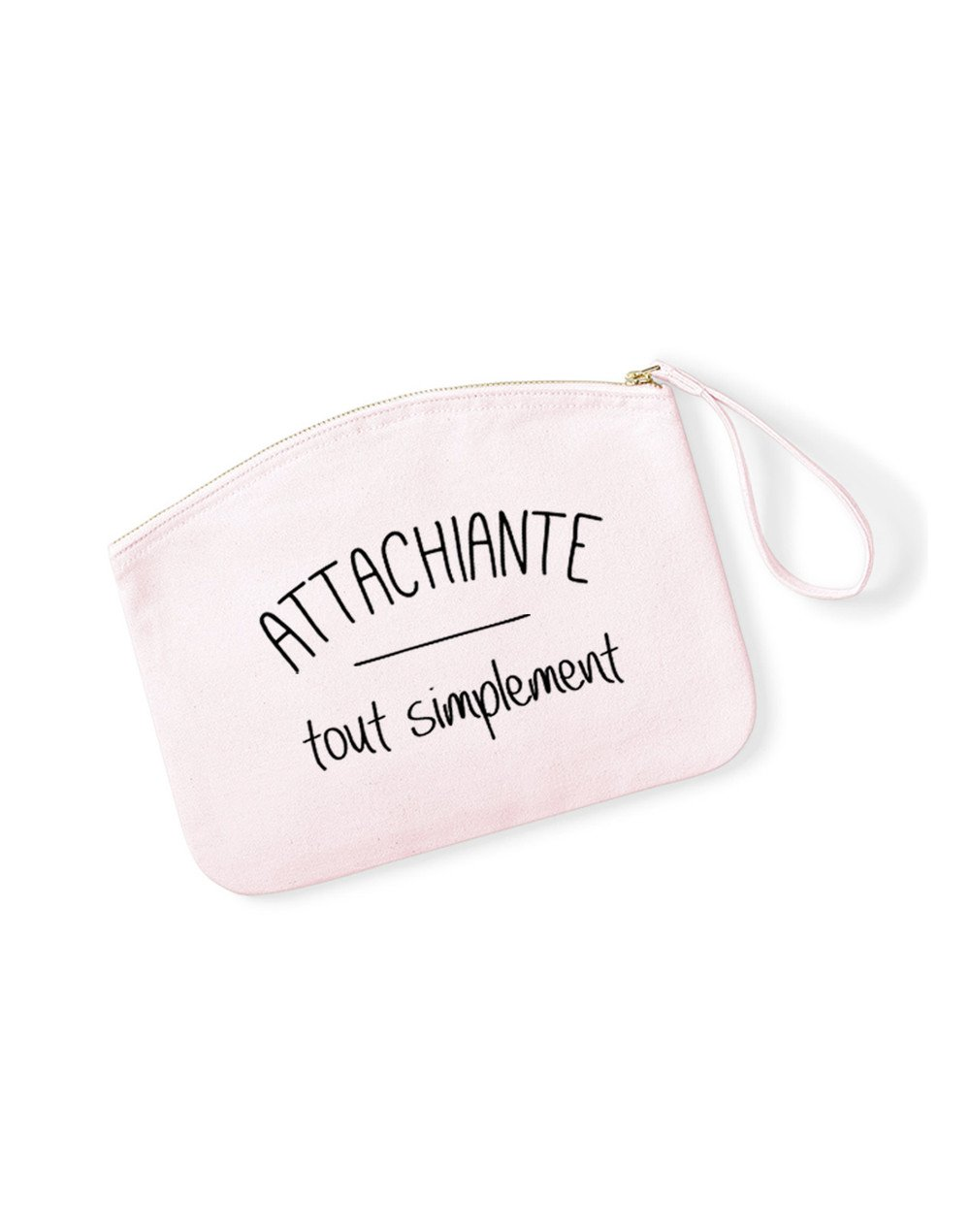 """Pochette """"Attachiante"""""""