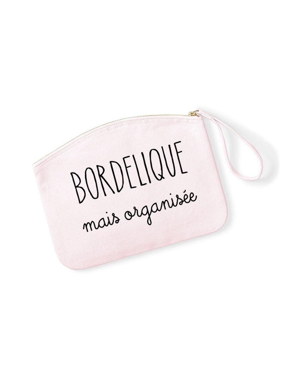 """Pochette """"Bordélique"""""""