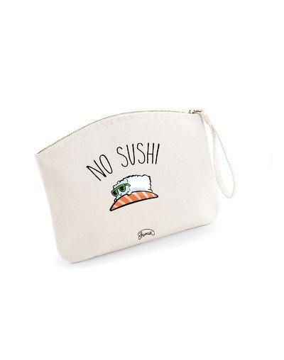 """Pochette """"No sushi"""""""