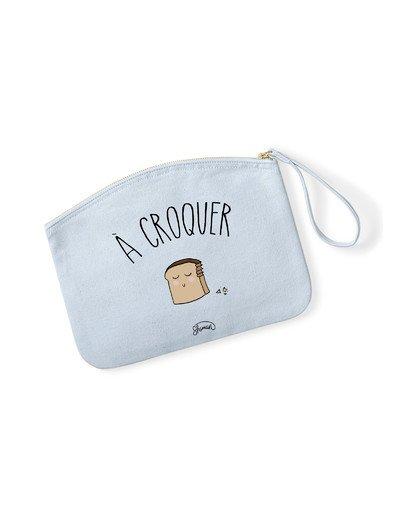 "Pochette ""A croquer"""