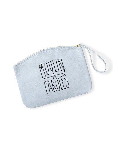 "Pochette ""Moulin à paroles"""