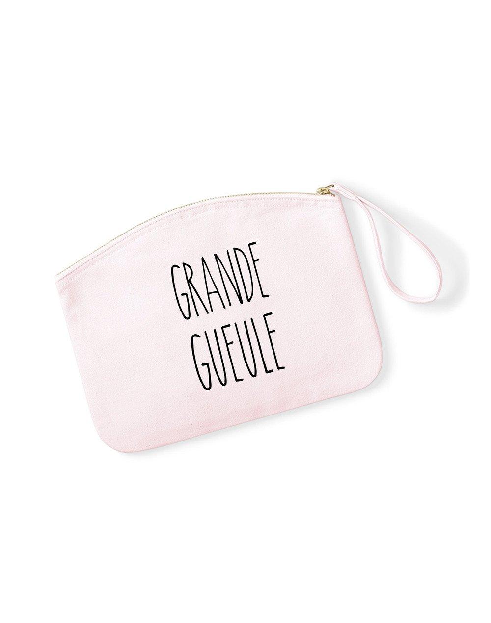 "Pochette ""Grande gueule"""