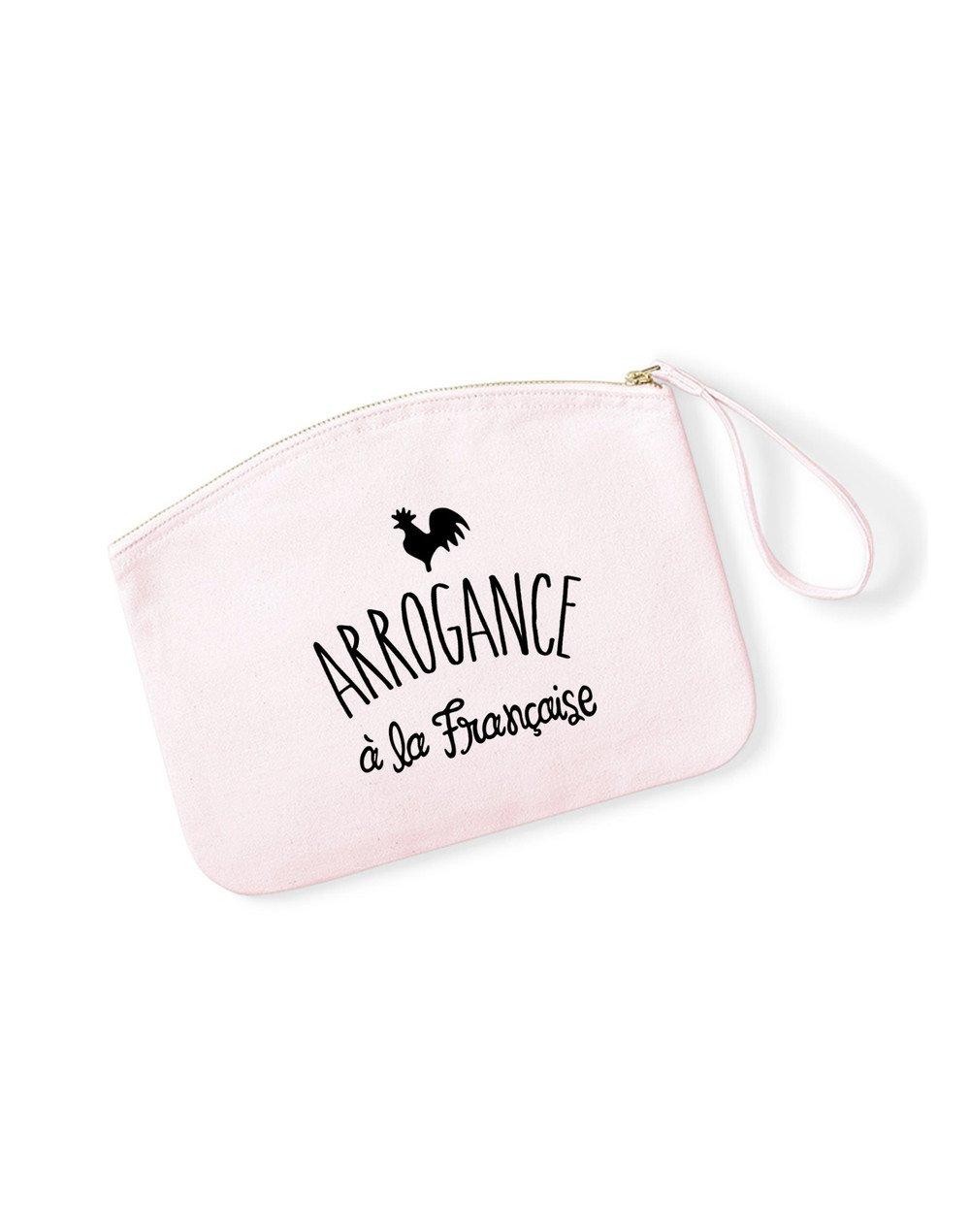 """Pochette """"Arrogance à la française"""""""