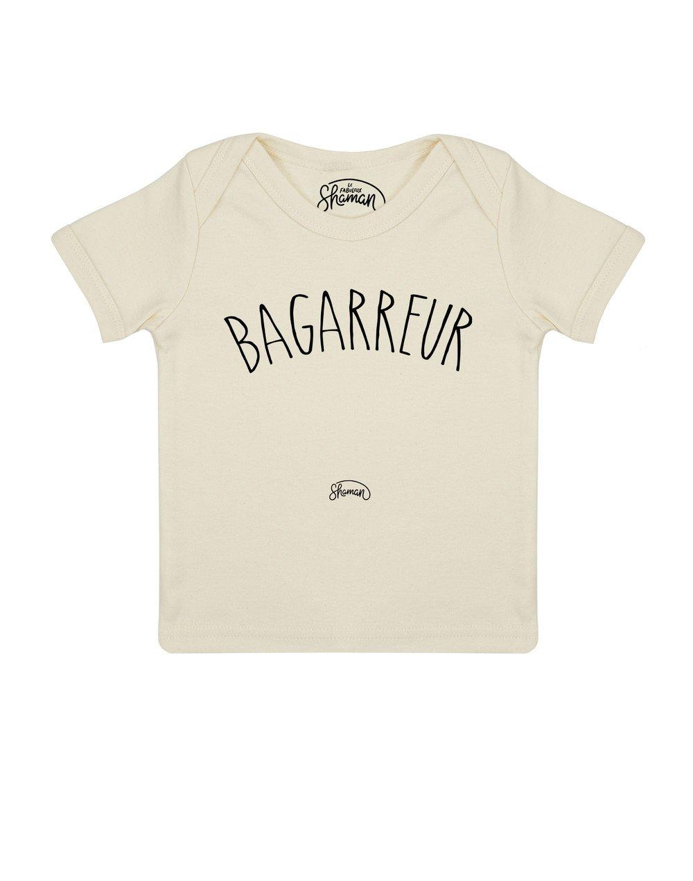 Tee shirt Bagarreur