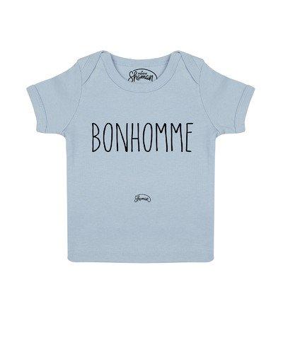Tee shirt Bonhomme