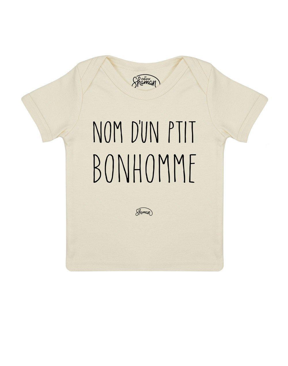 Tee shirt Nom d'un p'tit