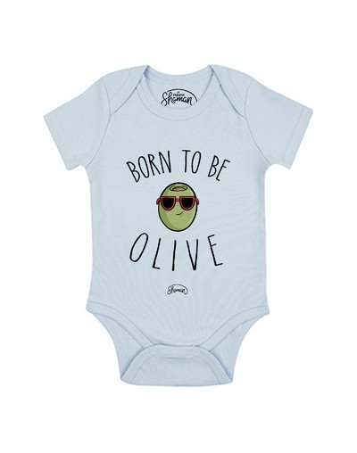 Body Born to be olive