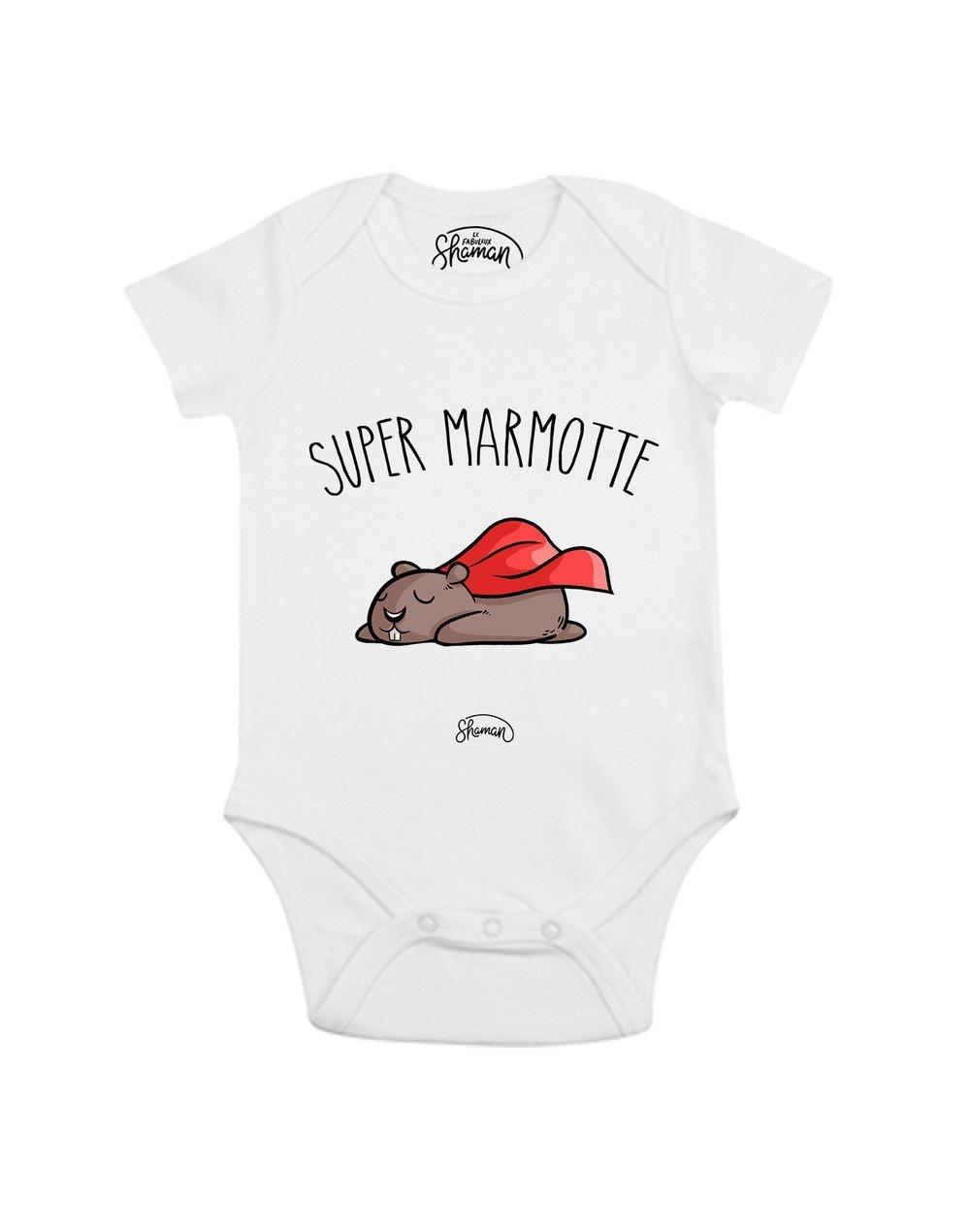 Body Super marmotte