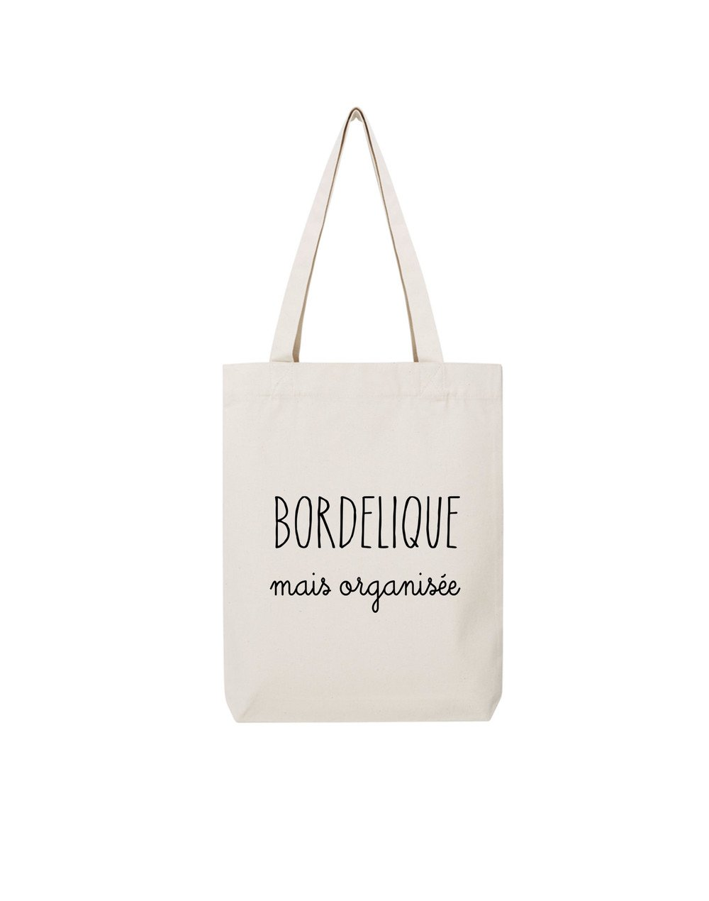 Tote bag - bordélique mais organisée NScWaCg