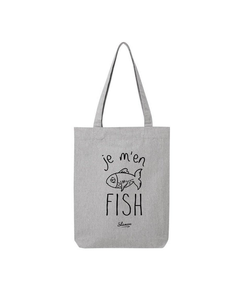 """Tote Bag """"Fish"""""""
