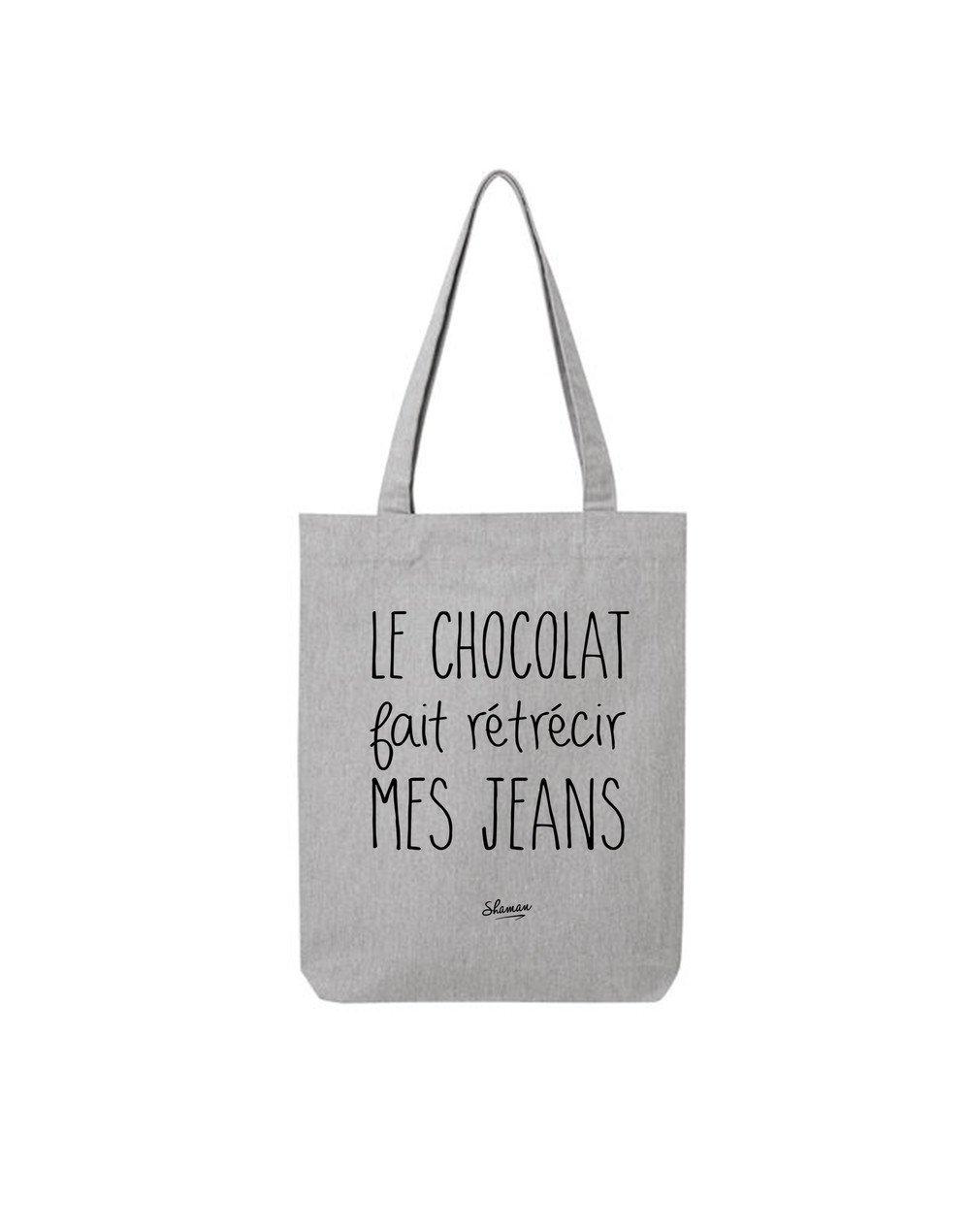 """Tote Bag """"Le chocolat"""""""