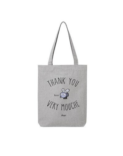 "Tote Bag ""Thank you"""