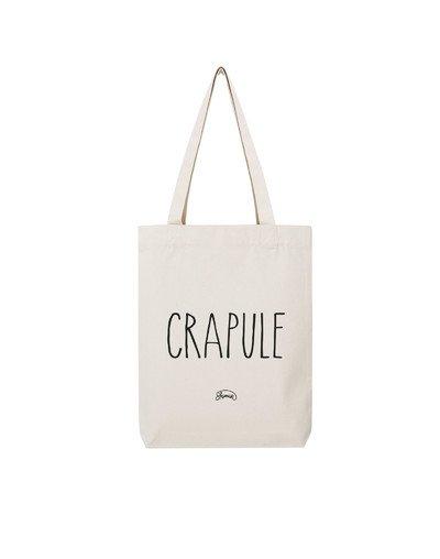 """Tote Bag """"Crapule"""""""
