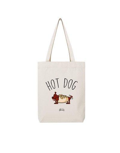 """Tote Bag """"Hot dog"""""""