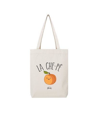 "Tote Bag ""La che-pé"""