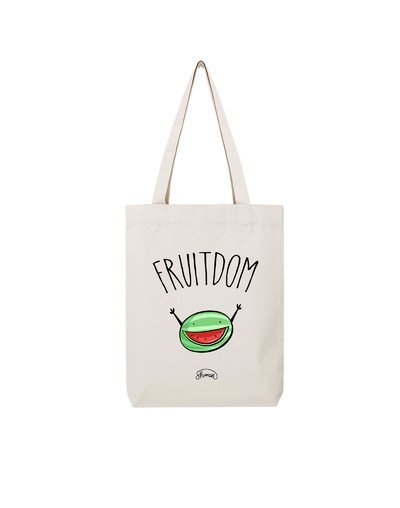 "Tote Bag ""fruitdom"""