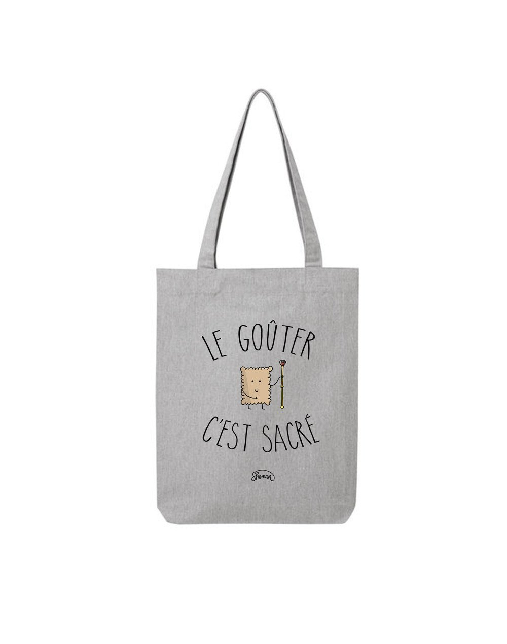 "Tote Bag "" Le goûter """