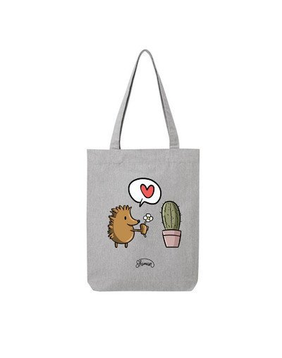 "Tote Bag ""Herisson"""