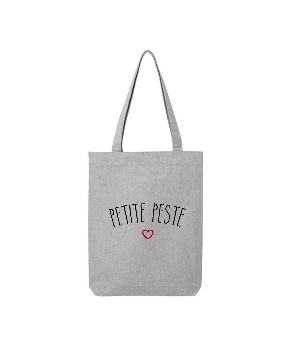 "Tote Bag ""Petite peste"""