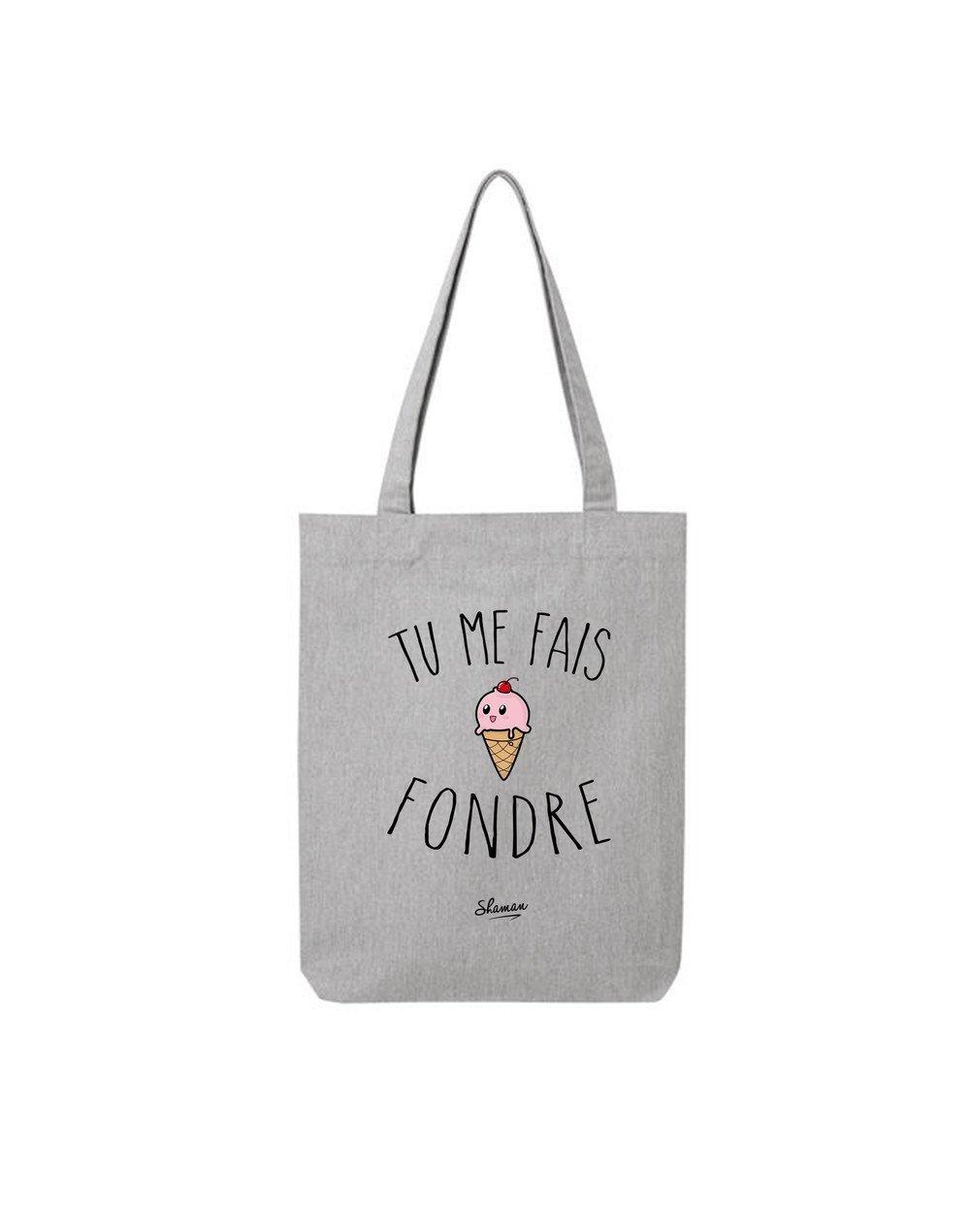 "Tote Bag ""Fondre"""