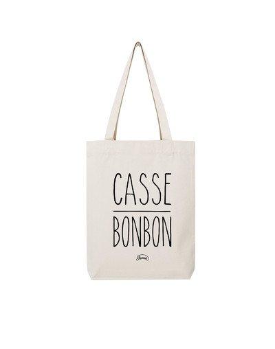 "Tote Bag ""Casse bonbon"""